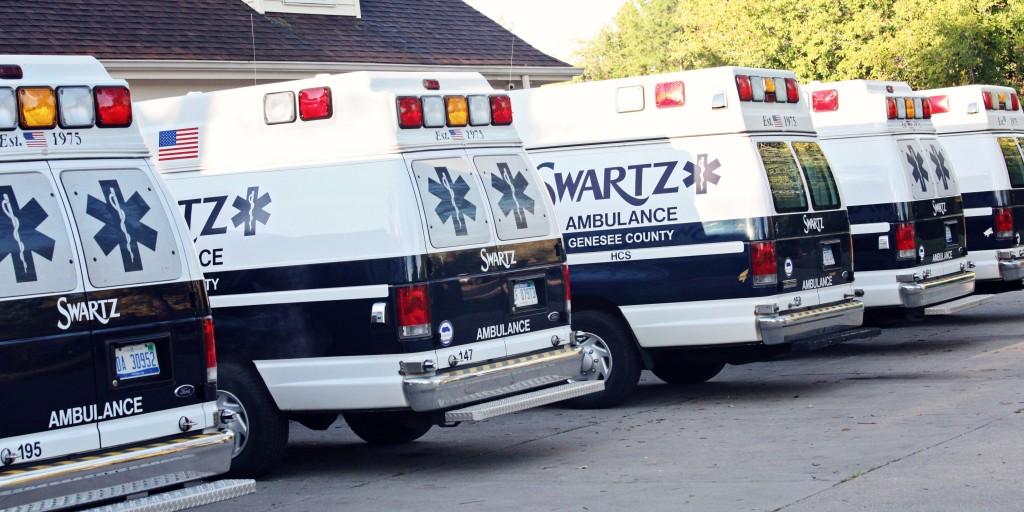 Photo Courtesy of Swartz Ambulance
